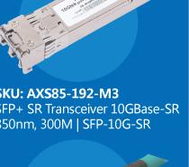 用于SMF的40GBASE-LR4 QSFP +收发器,10km