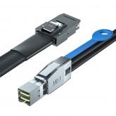 SFF-8644 to SFF-8087 SAS Cable, 0.5~1 meter