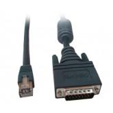 Cisco E1 ISDN PRI DB15 to RJ45 3m Cable 72-1225-01