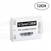 12CH CCWDM MUX/DEMUX, Compact CWDM Modules