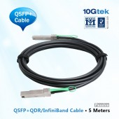 For Cisco, QSFP-H40G-CU5M, 40GBASE-CR4 QSFP+ direct-attach copper cable, 5-Meter, passive
