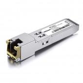 100/1000Base-T, SFP multi-rate, SGMII Copper RJ-45