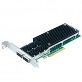 QSFP+ 40 Gigabit Ethernet PCI Express x8 CNA/NIC Compatible for Intel XL710-QDA2