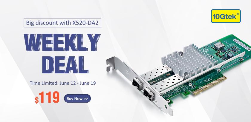 6.12 weekly dear X520 DA2